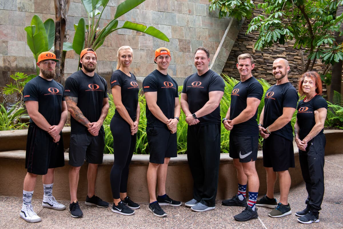 Iron Orr Fitness Personal Trainers San Diego California